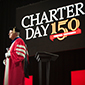 Charter Day: 'The perfect capstone to an historic year'