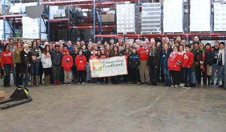 Northern New Jersey's Cornell Cares Day