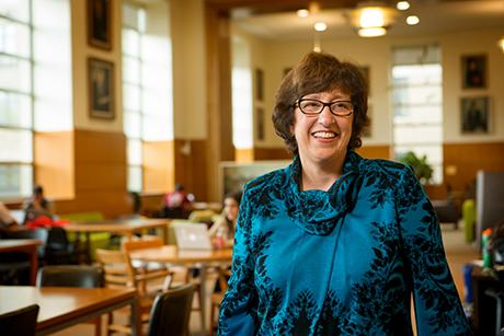 Cornell President Martha E. Pollack