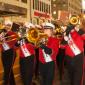 Sy Katz '31 parade stops Fifth Avenue traffic in NYC