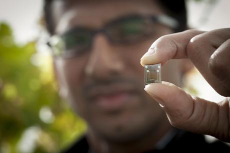 microcapteur d'eau