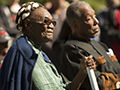 Africana center dedication