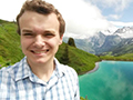 Adam Berry in Alps