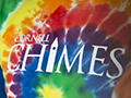 Cornell Chimes tie-dyed T-shirt