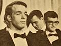 Glee Club members on 1966 Southeast Asia tour