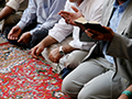 Islam praying
