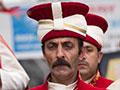 Turkish man with hat