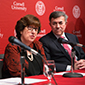 Pollack brings values of integrity, diversity to role as president