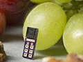 water sensor with grape