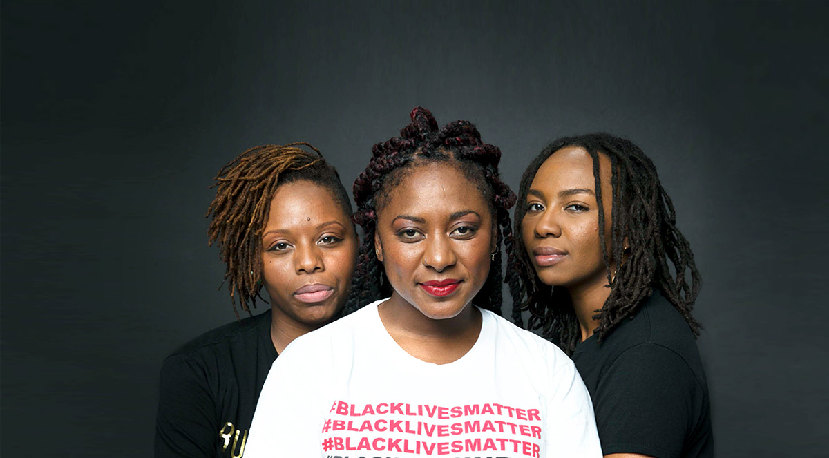 Black Lives Matter leaders
