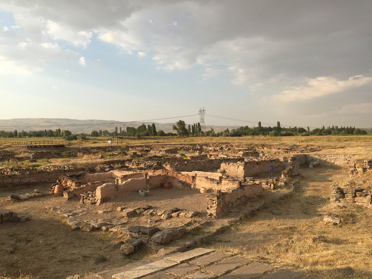 Manning Kültepe Lower Town