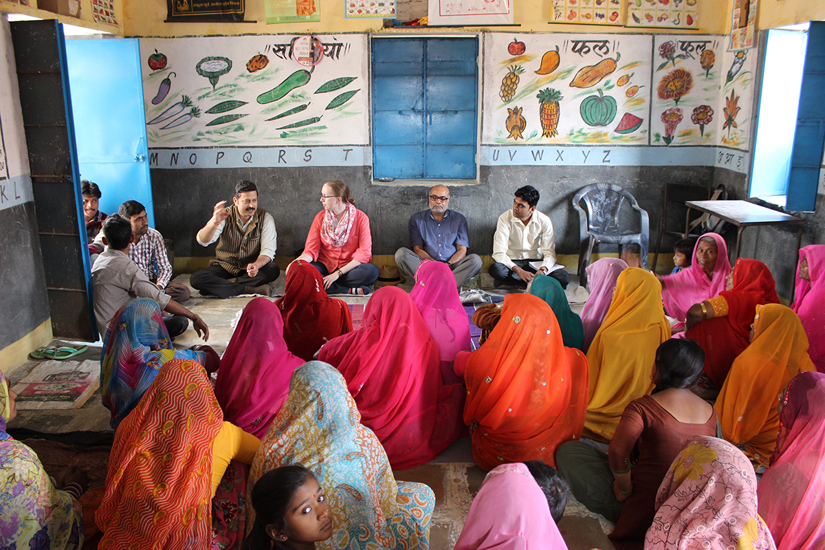India self-help group